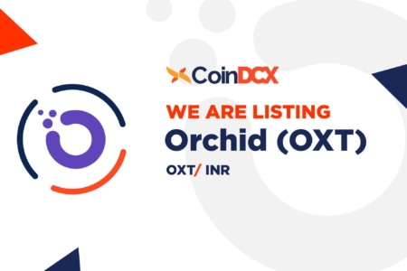 Orchid (OXT) on CoinDCX