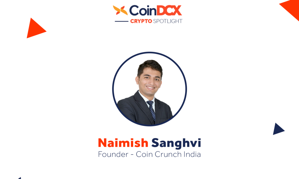 picture of Naimish Sanghvi, Coin Crunch